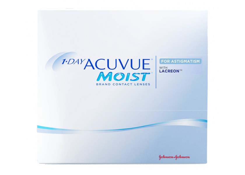 1 Day Acuvue Moist Astigmatism-90