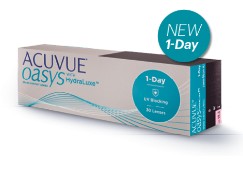 1day acuvue oasys 30