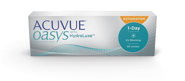 1day acuvue oasys for astigmatism 30
