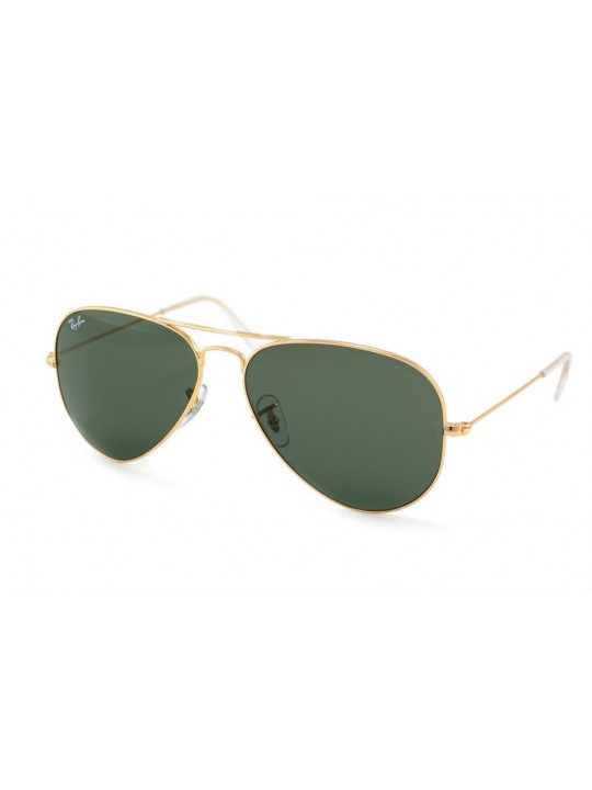 5c66d02173d08 Ray Ban 3025-L0205 Aviator Large metal, size 58mm, frame gold