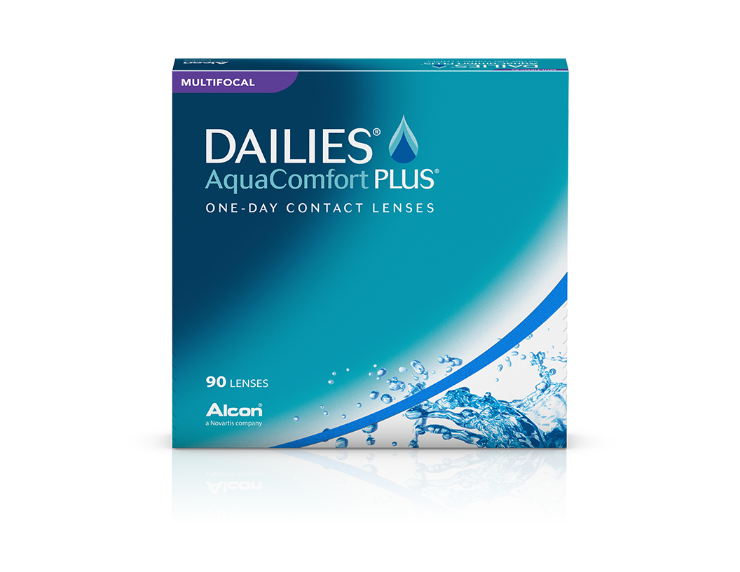 Dailies MULTIFOCAL Aqua Comfort Plus 90