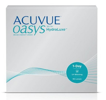 1day acuvue oasys 90